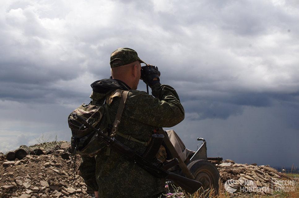 Кијевске снаге пет пута напале територију ДНР