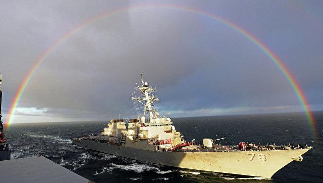 Медији саопштавају о слању америчког разарача према Сирији