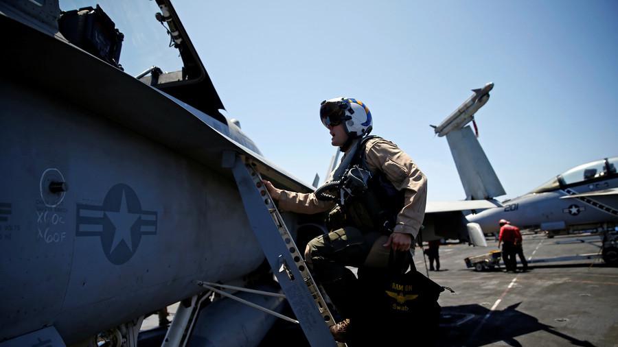 """РТ: Европска ваздушна контрола издала упозорење на """"могуће нападе на Сирију у року од 72 сата"""""""