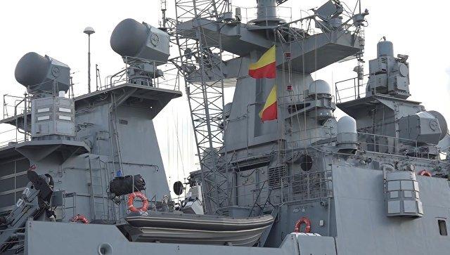 """Руски бродови испловили из базе у Сирији ради """"обезбеђивања мира у региону"""""""