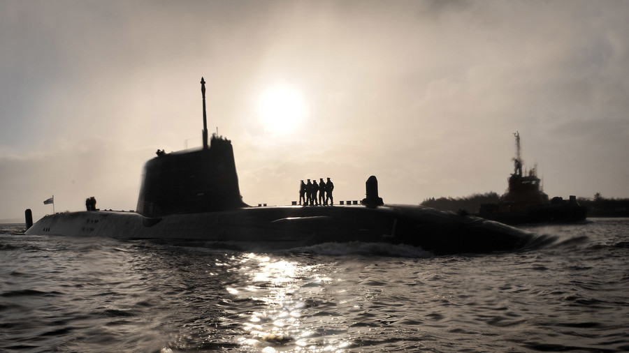 """РТ: Мејова """"наредила подморницама да заузму позицију"""" за могући напад на Сирију"""