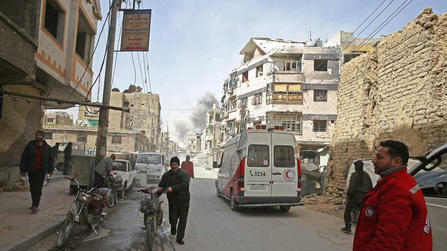 """РТ: """"Могу да иду где желе у Думи"""" : ОЗХО тим стигао у Сирији како би истражио наводни хемијски напад"""