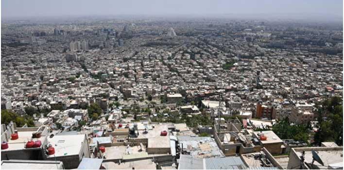 Ситуација у Дамаску после напада - УЖИВО