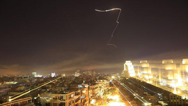 Сиријсјка војска пресрела 71 ракету - Министарство одбране Русије