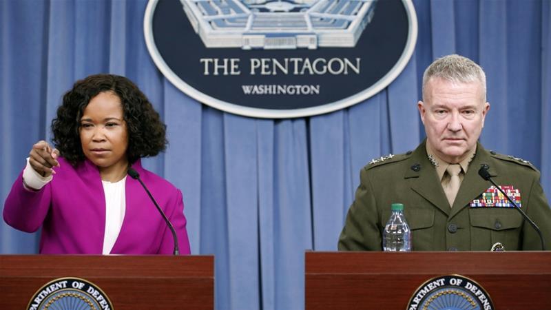 Пентагон: САД нису спремне да представе доказе хемијском нападу због поверљивости података