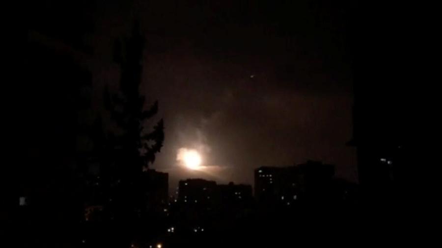 РТ: Сирија одбила два ракетна напада на ваздухопловну базу - САНА