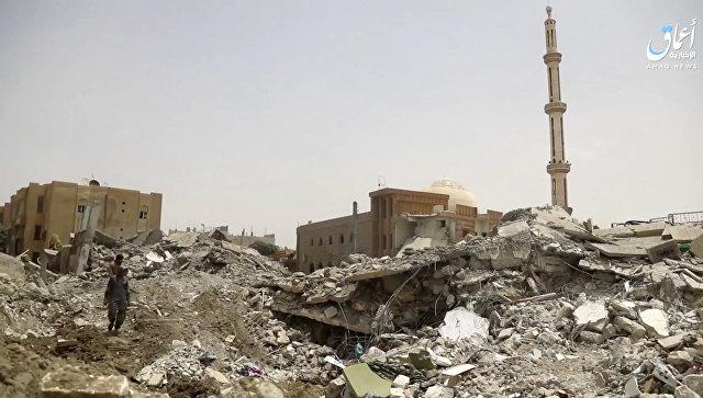 Инфраструктура сиријске Раке 80 одсто у потпуности или делимично уништена