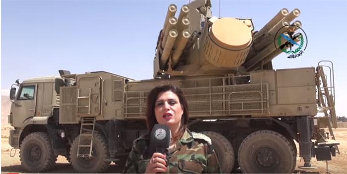Сиријска војска показала ПВО системе руске производње