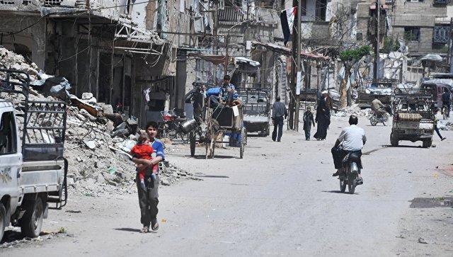 Експерти ОЗХО стигли на место наводног хемијског напада у сиријској Думи