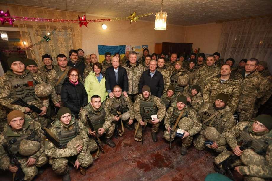 САД Украјини од 2014. године доделиле милијарду долара за безбедност
