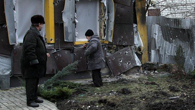 Доњецк оптужио НАТО за гранатирање Јасиновате
