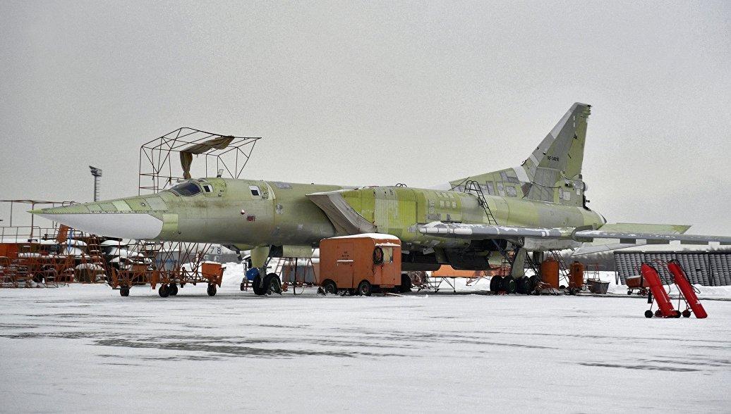 Модернизовани Ту-22М3 полеће у августу