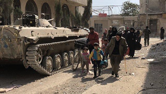 Стручњаци ОЗХО прикупили узорке из сиријске ДУме за даљу анализу