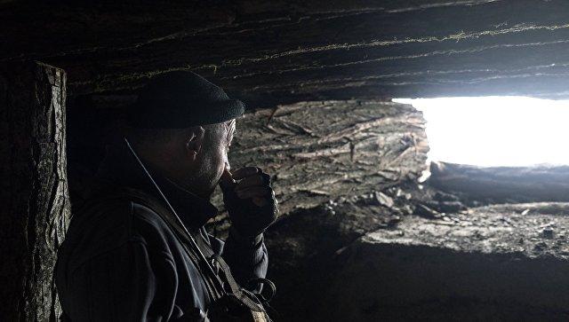 Kijevske snage 17 puta napale teritoriju DNR