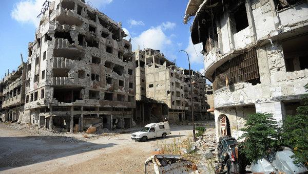 Јевтушенко: Милитанти два пута гранатирали Хомс