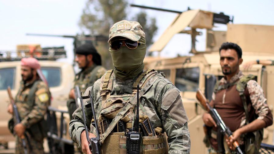 """РТ: План САД """"ослобађања последњих упоришта терориста""""  у Сирији подстиче поделу Сирије"""