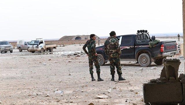 Све више добровољаца у сиријској војсци