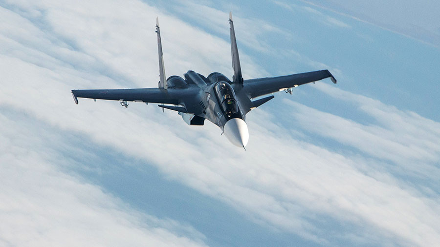 РТ: Срушио се руски војни авион код обала Сирије