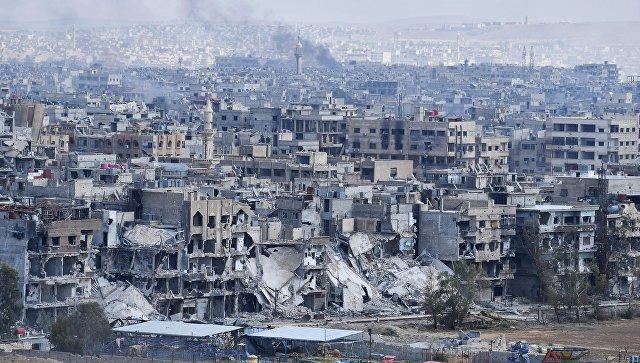 """Службе САД планирају нови """"хемијски напад"""" у Сирији"""