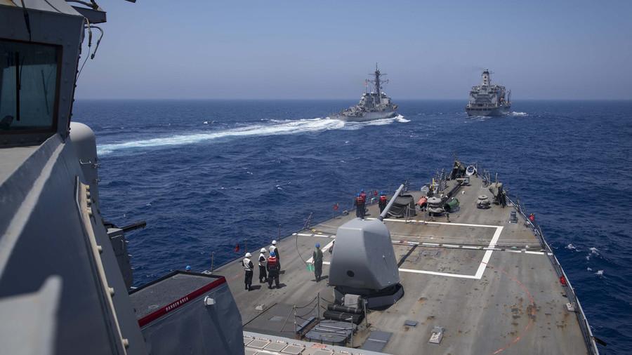 """РТ: САД поново активирају Другу флоту да би се супротставиле Русији у """"ривалитету великих сила у северном Атлантику"""""""