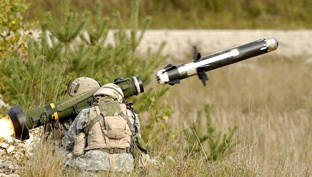 """Кијевске снаге још не користе америчке системе """"Џавелин"""""""