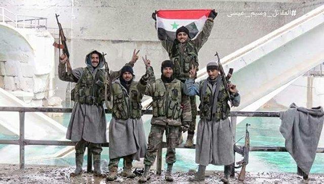 Сиријска војска ће пресећи на два дела територију под контролом терориста