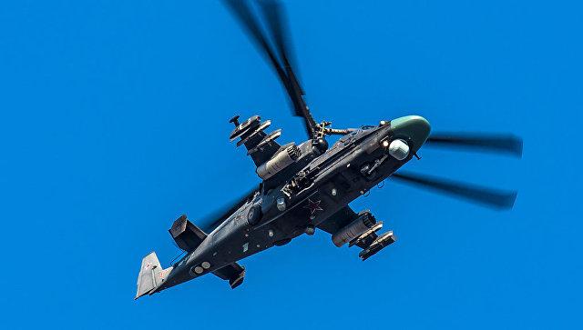 Срушио се руски хеликоптер у Сирији
