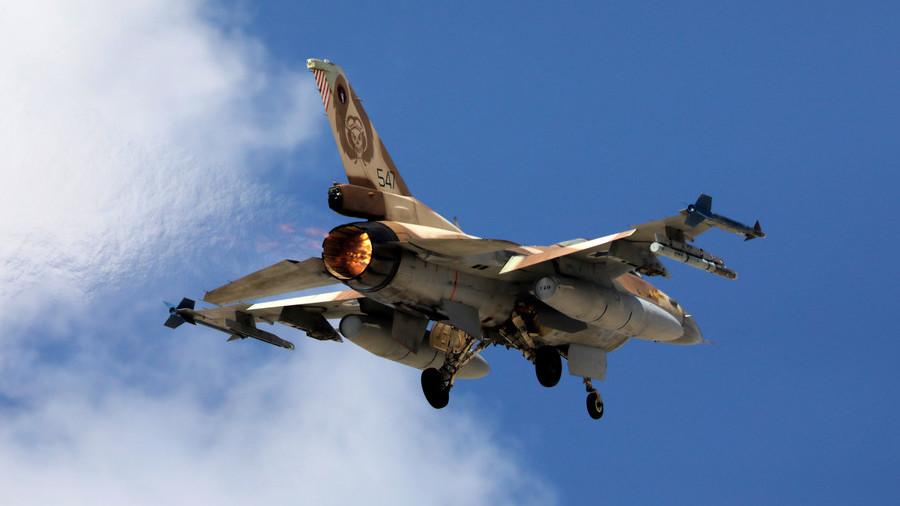 РТ: Израел поново напао Сирију