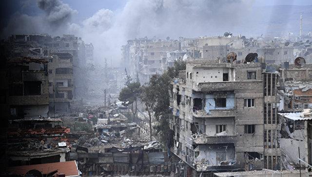 Избачени сви милитанти из јужних делова Дамаска