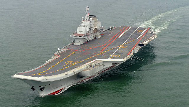 Кина почела са тестирањем првог носача авиона домаће производње