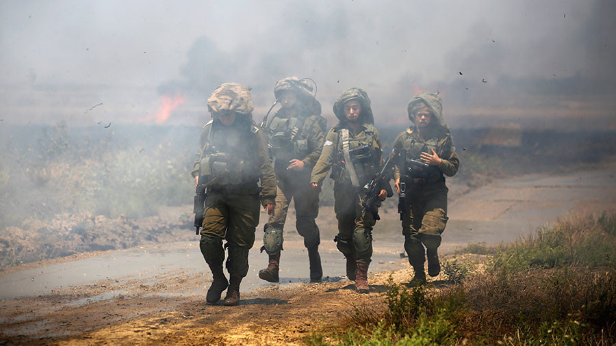 РТ: Има довољно метака за све - Израел