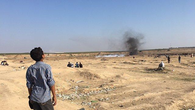 Израел бомбардовао Газу