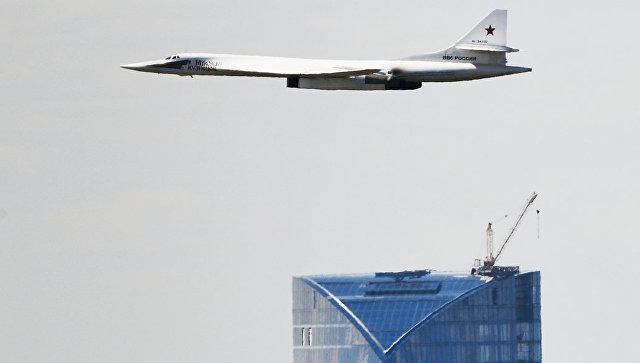 Русија ће проширити географију летова стратешких бомбардера