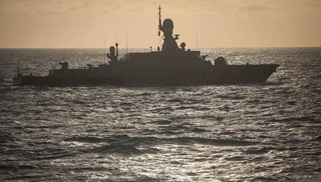 """Прва теститања малог ракетног брода """"Ураган"""""""