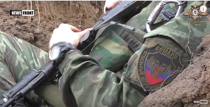Kijevske snage 23 puta napale teritoriju DNR