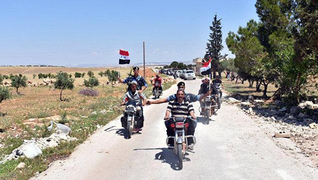 """Sirijska vojska oslobodila kamp palestinskih izbeglica """"Iarmuk"""""""