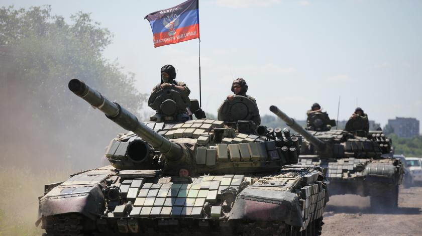 ДНР: Поновни напад на рејон Горловке
