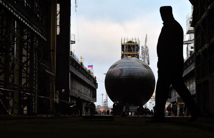 """Русија ће изградити још шест стратешких нуклеарних подморница класе """"Бореј-А"""""""