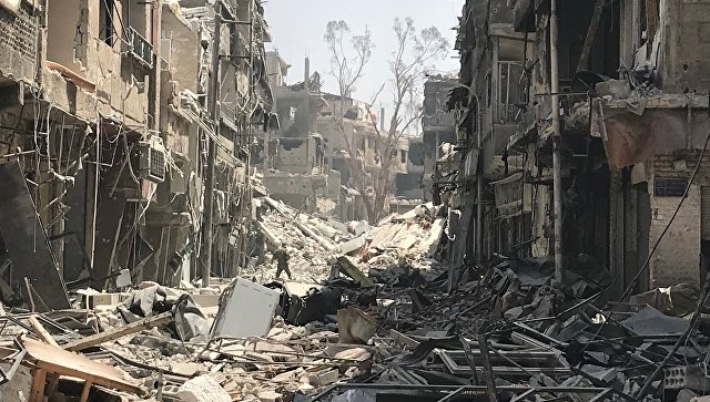 Уништено последње упориште терориста - Дамаск по први пут од 2011. у целости слободан