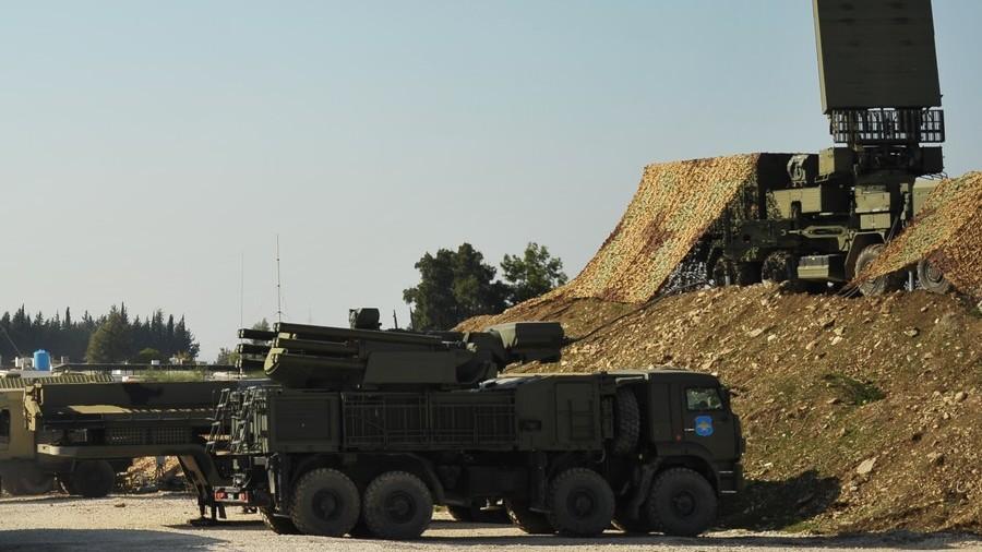 РТ: Оборен дрон у близини базе руске базе Хмеимим