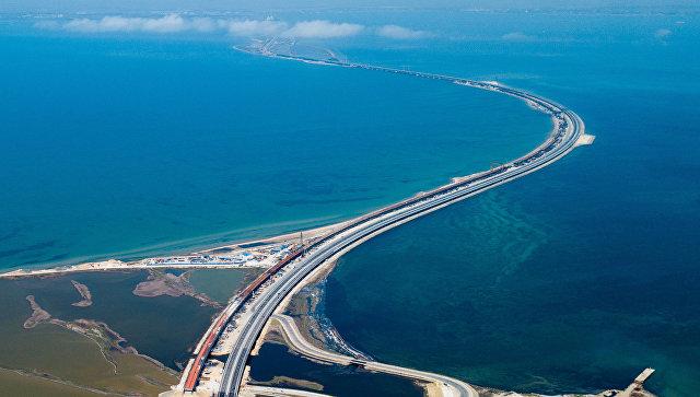 U Vrhovnoj radi Ukrajine pozvali na uništenje Krimskog mosta