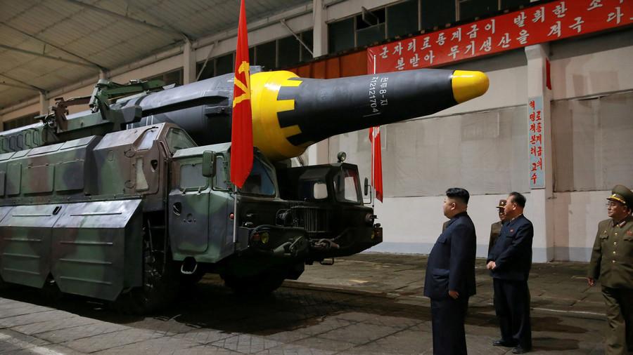 RT ekipa na nuklearnom poligonu koji je spreman za uništenje
