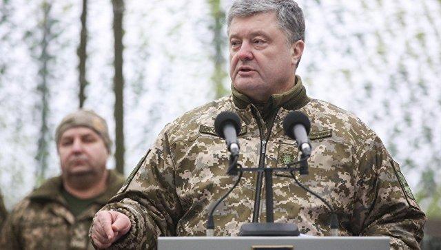 Порошенко: Америчко оружје ће бити коришћено у случају офанзиве Русије на позиције украјинских снага