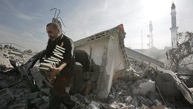 Израелска авијација извела ваздушне нападе у Појасу Газе