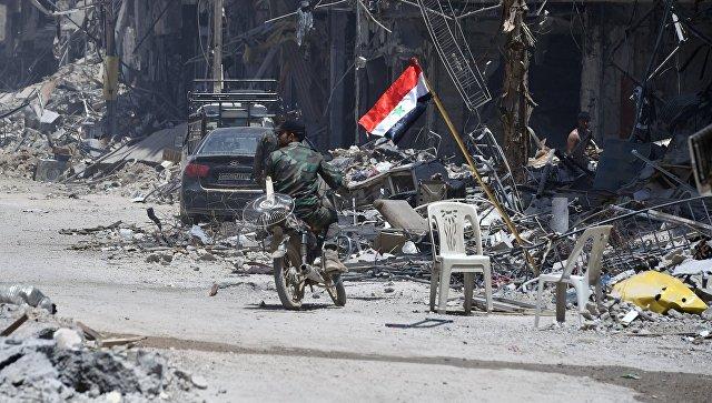 Окончана операција ослобађања предграђа Дамаска