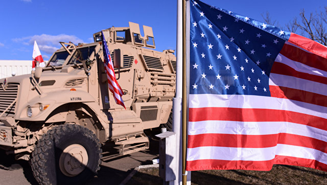 САД почеле са пребацивањем војне технике у источну Европу