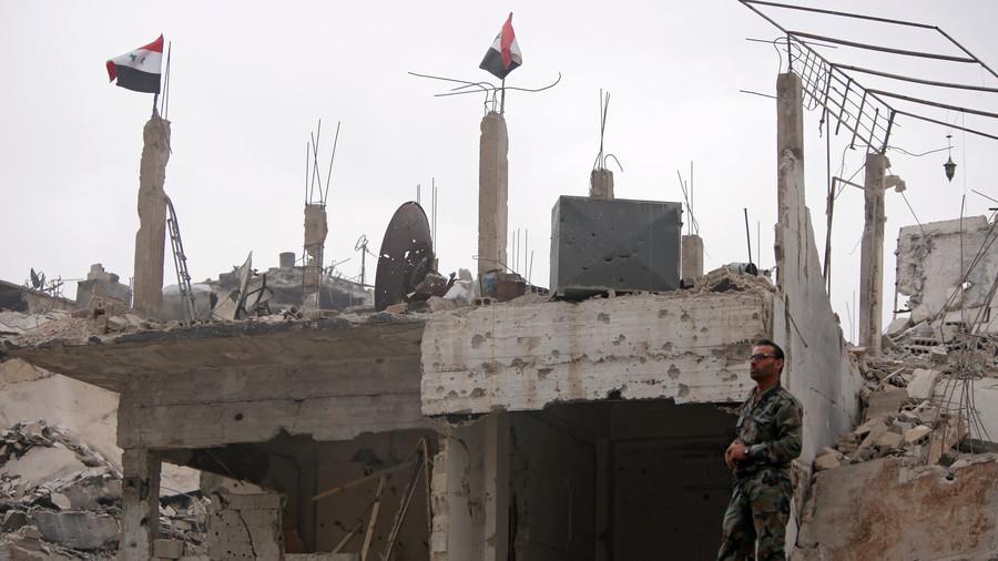 РТ: Ивештаји о нападу коалиције САД на сиријску војску нетачни - руски војни извор