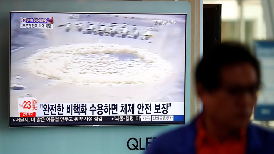 RT: Severna Koreja završila sa demontažom nuklearnog poligona