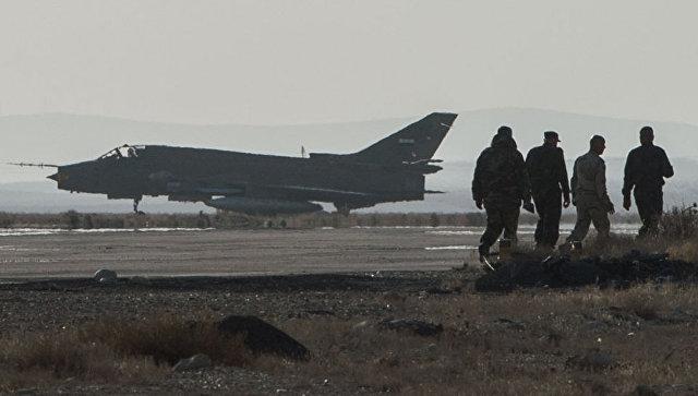 Сирија одбила напад на аеродорм