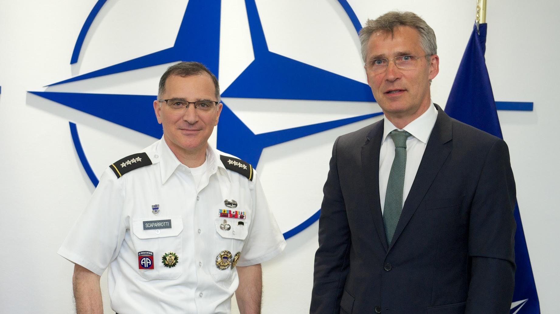 NATO: Vojne resurse sa borbe protiv terorizma preusmeriti na Rusiju